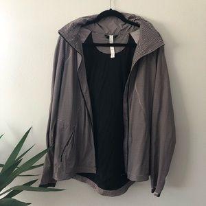 Lululemon Hooded Raincoat/Jacket